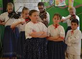 Folklórní vystoupení - Rozmarýnek