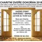 Charitní dveře dokořán 2018